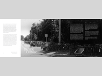 Book Spread – Bike Culture