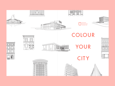 Colouring Book Sketches booklet book print colouring book cover layout illustration