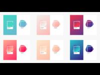 Pantone gradients