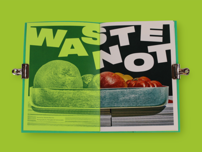 Gather Zine: Waste Not Book Review