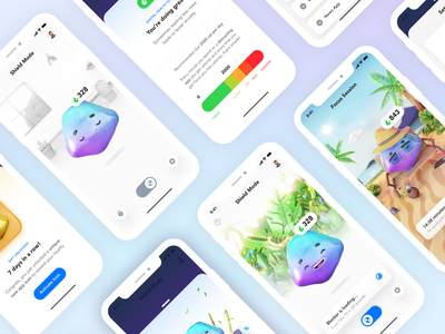 Opal iOS health design app ios product design product