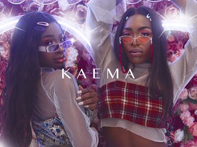 Kaema Brand african ivory coast fashion brand branding