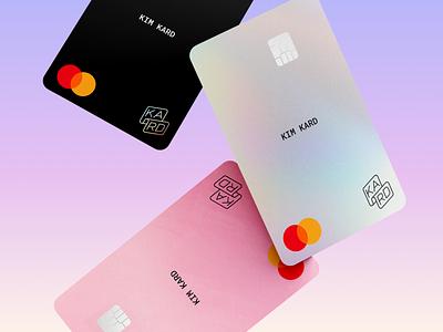Kard Design teen design card bank