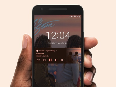 Sounds Widget Android