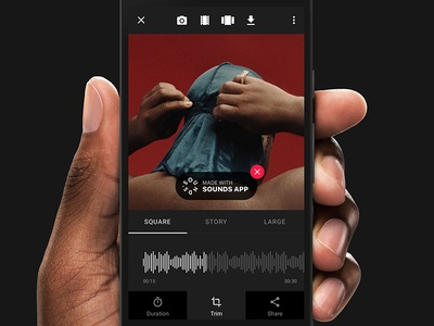 Sounds Edit Android
