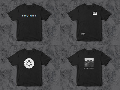 Sounds T-Shirts