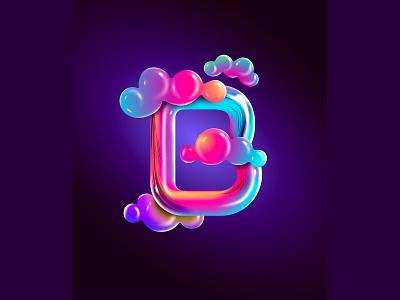 Beyond dribbbleshot dribbble instagram art typography type illustration beyond 36daysoftype-06 36days 36days-b 36daysoftype