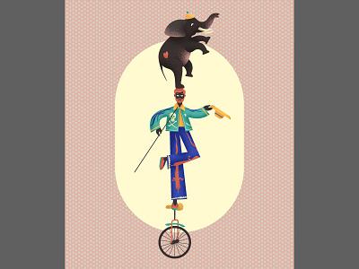 Master with Dumbo instagram vector adobe illustrator cc drawing design art love digital illustration