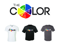 The Color T-shirt Design