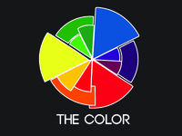 The Color Logo
