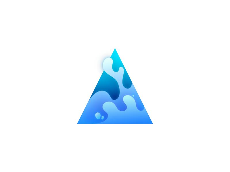 Aqua logo | wave logo | abstract logo ocean art sea logo ocean logo sea ocean best logo top designer top dribbblers wave logo wave watter logotype watter logo watter aqua logo designer logo liquid