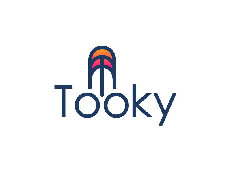 Tooky Logo / Logo designer / Logotype logotypes logo a day logo mark logosketch logodesigns logoset logos freelancer designer logodesigner logodesign logotype logo