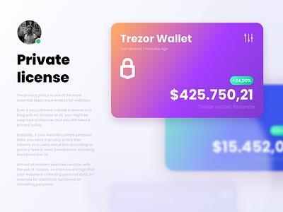 Crypto wallet app uiux cryptocurrency wallet uiux wallet app card uiux bank card crypto wallet app crypto wallet crypto app crypto
