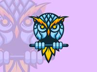 Owl by 4vldmr