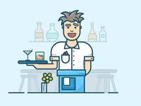 Waiter | Cafe | Restaurant