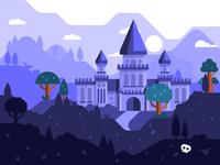Castle of Flatlandia