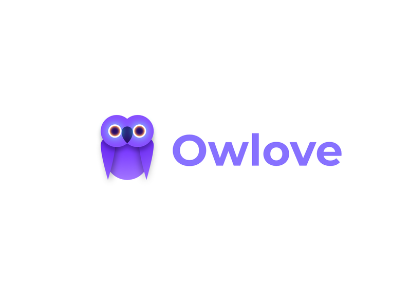 Owl logo | logotype animal art animal logo typography text web designer web freelancer designer flat ai illustration vector owl illustration logo designer logotypes logodesign owl logo animal owl