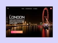 🌧️ Trip planning user interface