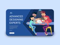 Design company web site