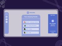 Discord Website Design