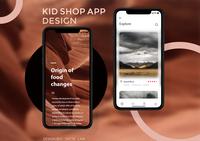 Daily design 03/100 - TRINAL UI app
