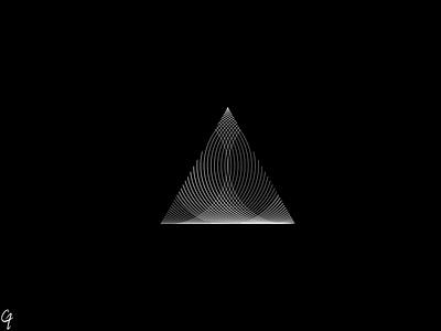 Minimal triangle logo logodesign minimal logotype logo