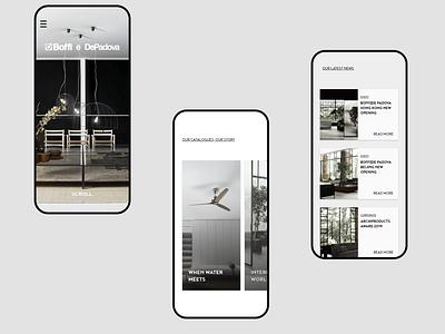 UX/UI Design Website Proposal design proposal proposal website ui design uxdesign mobile design ux ui