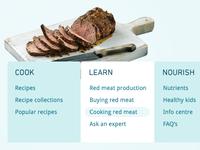 Meat Navigation