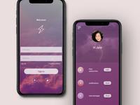 App UI/UX for Epilepsy