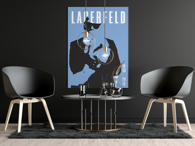 Lagerfeld The Man Mockup