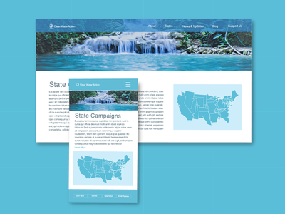 Clean Water Page 3 Website