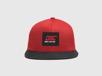 Snapback Cap PSD MockUp png CAP 2
