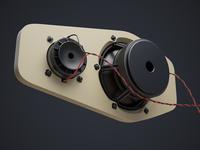 Speaker Wip 02 (3d)
