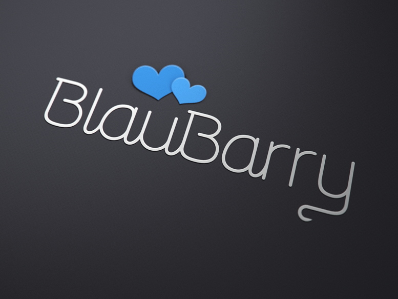 Blaubarry logo big