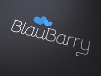 Blaubarry logo big