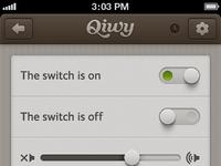 Qiwy app wip15