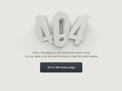 Portfolio 404 on iPhone portfolio 404 iphone retina ! stockholm 3d apple ios web site phone