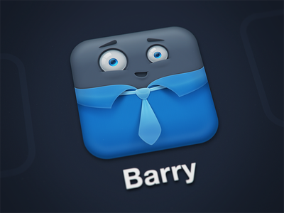 This is Barry  barry ios shortcut vector photoshop icon