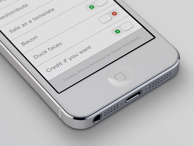 Free Iphone 5 Template PSD iphone 5 iphone free psd