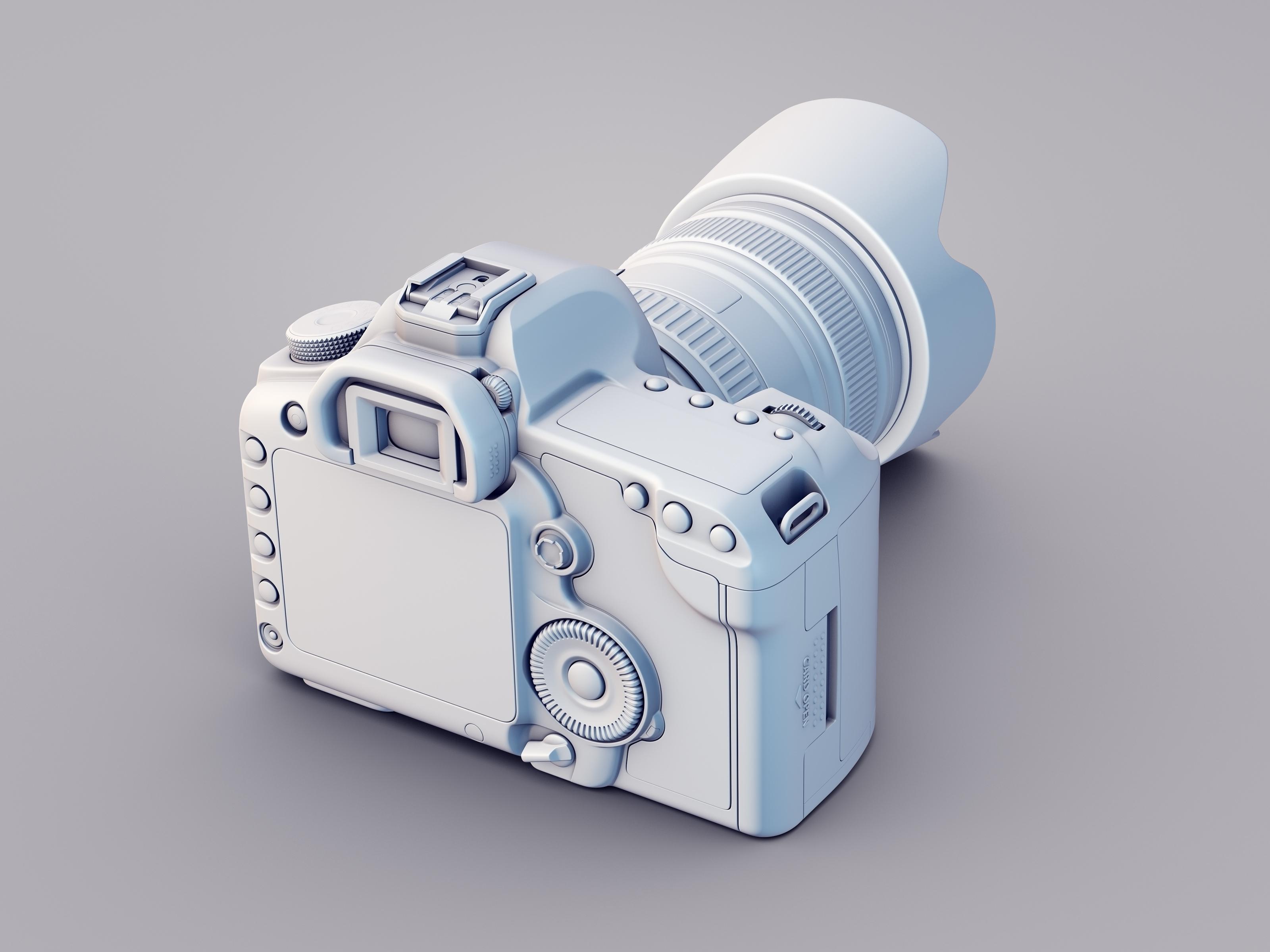 Canon5d 2013 clay