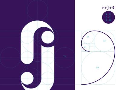 RJ monogram blueprints @2x