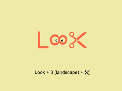 Look 8 Scissors