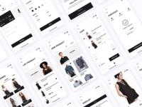 E-commerce page