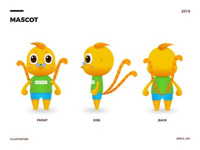 Mascot:Gorgeous lyre
