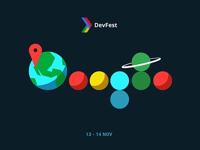 Google Development Group Tijuana identity mirantrix branding design code devs tech gdg devfest google