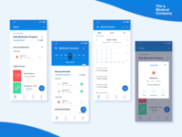 Medication and Health Tracking App