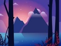 Mountain serenity #2