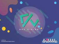 Dev Vision    Logo Design