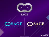 SAGE BUSINESS / WEALTH ADVISORS Logo