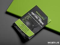 Flyer Design | Workout Plus